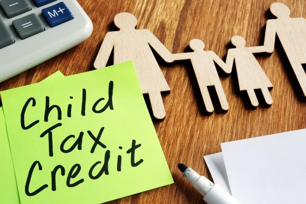 Important changes to the Child Tax Credit